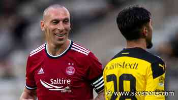 Aberdeen and Hibernian progress in Europa Conference League - Sky Sports
