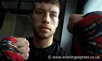 Aberdeen boxer Dean Sutherland targeting title fight at Pittodrie - Aberdeen Evening Express