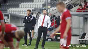 Quotes   The Manager Post Match in Sweden - afc.co.uk
