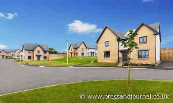 Forever homes: Aberdeen development close to sell-out - Press and Journal