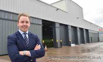 Commercial property: Industrial market on an upward trend in Aberdeen - Press and Journal
