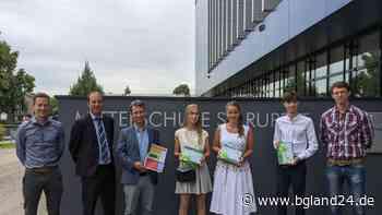 Freilassing: Absolventen der Mittelschule feiern bestandene Abschlussprüfung - bgland24.de
