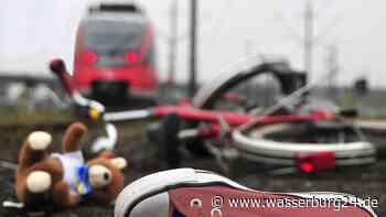 Freilassing: Anlässlich der Sommerferien: Bundespolizei warnt vor lebensgefährlichem Leichtsinn an Gleisen - wasserburg24.de