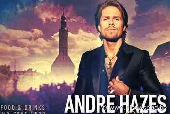 Geplande concert van André Hazes gaat niet door