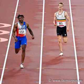 Live - België met nationaal record naar finale 4 x 400 meter mixed relay