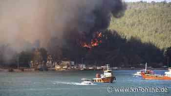 Drei Tote durch schwere Waldbrände in türkischer Touristenregion - Hotels evakuiert