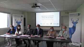 Yvelines. Revitalisation des petites villes : Ablis et Saint-Arnoult signent la convention Petites villes de demain - actu.fr
