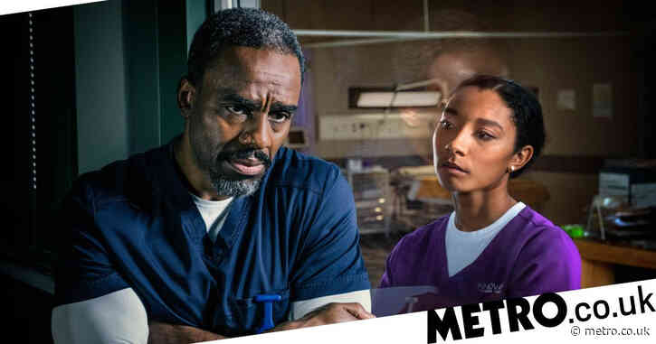 Casualty star Charles Venn warns abuse storyline has a long way to go as Jacob suffers