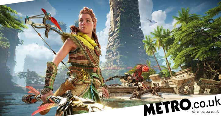 Horizon Forbidden West delay to 2022 looking more likely claims insider