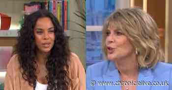 Ruth Langsford taken aback by Rochelle Humes' new This Morning job