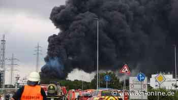 Livestream: Wie giftig sind die Stoffe aus der Rauchwolke in Leverkusen?