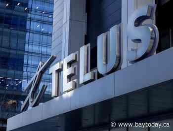 Telus posts double-digit profit and revenue growth in second quarter