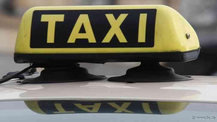 Forchheim: Taxifahrer mit Messer verletzt - BR24