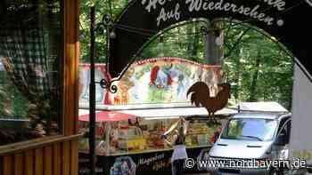 Betrunkener fährt in Forchheim in Annafest-Bude - Nordbayern.de