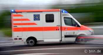 Radfahrer missachtet Rotlicht und kollidiert mit Straßenbahn in Forchheim - BNN - Badische Neueste Nachrichten