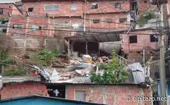 Guarenas | Trabajo inconcluso de Hidrocapital ocasionó el derrumbe de una casa - El Pitazo