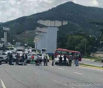 PNB detiene a dueño de estación de servicio en Guarenas por negarse a despachar gasolina este #27Jul - Efecto Cocuyo