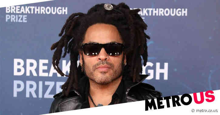 Lenny Kravitz wants a part in Magic Mike 3 and we need Channing Tatum to make this happen immediately