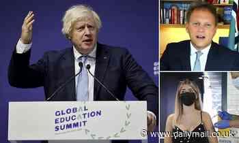 Boris Johnson faces Tory revolt over 'discriminatory' vaccine passport