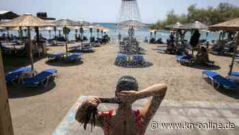 Gluthitze in Griechenland: Temperaturen steigen wohl noch höher als erwartet