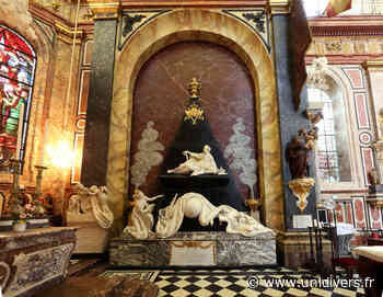 Visitez librement une église de style rococo Église Notre-Dame-de-Bonsecours - Unidivers