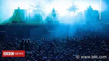 Latitude festival-goers test positive for coronavirus - BBC News