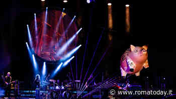 """Pink Floyd Legend """"Coming back to life"""" all'Auditorium Parco della Musica"""