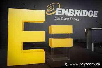 Enbridge revenues surge nearly 38 per cent in second quarter to $10.9 billion