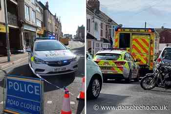 Man rescued from rooftop in Abbotsbury Road, Weymouth - Dorset Echo