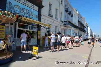 Rossi's Ice Cream in Weymouth cuts opening hours amid ice cream shortage - Dorset Echo