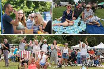 First ever Weymouth Food Festival at Lodmoor is a success - Dorset Echo