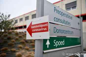 Intensieve zorg in provincie Antwerpen bovengemiddeld: minde... (Antwerpen) - Gazet van Antwerpen