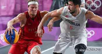 Helemaal weg van 3x3 basketbal? WK strijkt volgend jaar neer in Antwerpen - Het Laatste Nieuws
