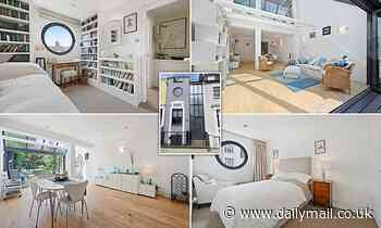 London extremely narrow home just four metres wide on sale for £1.7 million