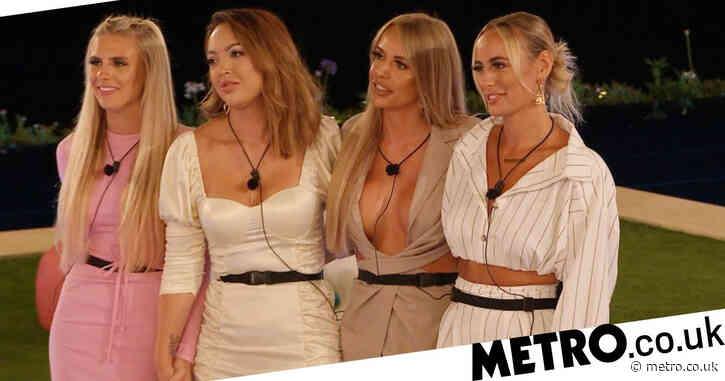 Love Island 2021: Sharon Gaffka reveals bosses are secretly sneaking girls food through cat flap