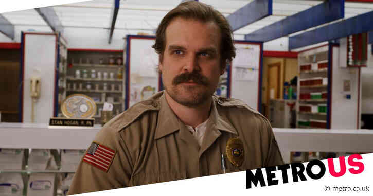 Stranger Things made David Harbour realise how 'thin' his 'existence was without a family'