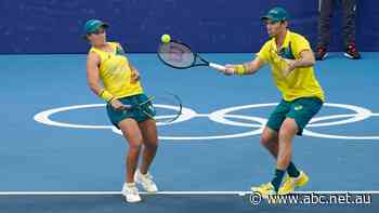 Tight losses for Australia in tennis and rugby sevens, but Matildas go through, as it happened