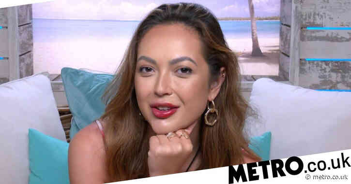 Love Island 2021: Sharon Gaffka reveals bosses are secretly sneaking food to the girls through a cat flap