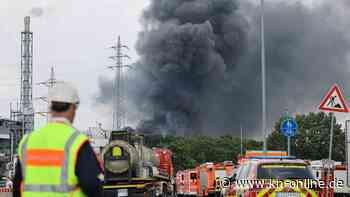 Explosion in Leverkusen: Keine Rückstände von Dioxin in Rußpartikeln festgestellt