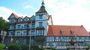Umwandlung in Wohnungen - Endgültiges Aus für Hotel in Bad Herrenalb - Schwarzwälder Bote