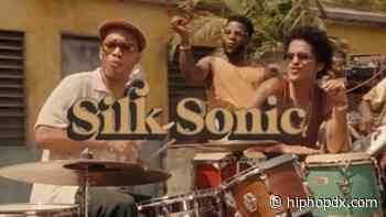 Anderson .Paak & Bruno Mars Add To Silk Sonic Album Hype With 'Skate' Video
