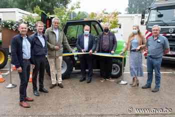 Nieuwe vorkheftruck voor hoogste niveau (Kapellen) - Gazet van Antwerpen Mobile - Gazet van Antwerpen