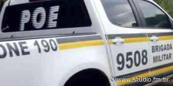 Assaltante de banco de alta periculosidade é preso em Passo Fundo - Rádio Studio 87.7 FM | Studio TV | Veranópolis