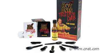 Torture your friends with The Hot Ones: Truth or Dab game for only $13     - CNET