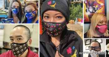Make your own custom face mask for only $17 at Vistaprint     - CNET