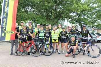 De Vlaamse Grimpeur rijdt van Eeklo naar Dinant