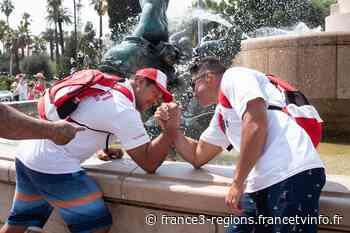Les Alpes-Maritimes reçoivent les championnats de France de bras de fer sportif - France 3 Régions