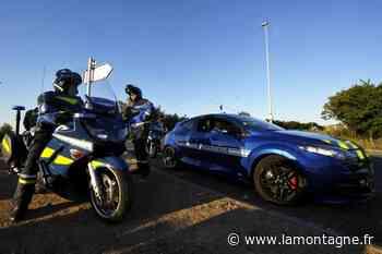 Un gendarme du peloton motorisé d'Issoire blessé au bras par un automobiliste lors d'une intervention - La Montagne