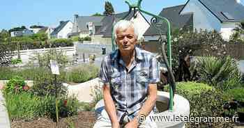 À Lanester, le jardin paysager de Daniel Le Bras a été primé - Le Télégramme