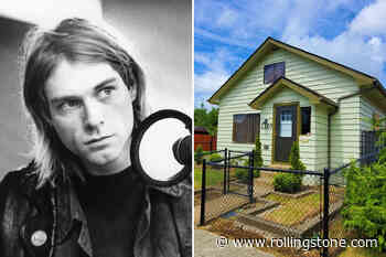 Kurt Cobain's Childhood Home Is Officially a Landmark — and an Exhibit Is on the Way
